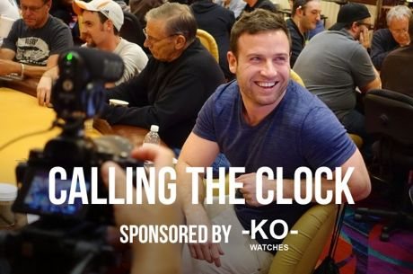 Calling the Clock with Dan O'Brien Sponsored by KO Watches