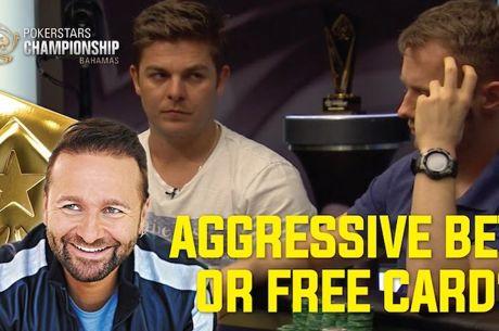 """""""Agressivo ou Passivo, como Jogavas Esta?"""" por Daniel Negreanu"""