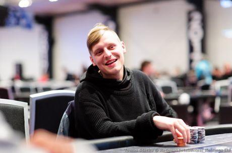 Andrej Desset führt am Finaltisch des PokerStars Open im King's