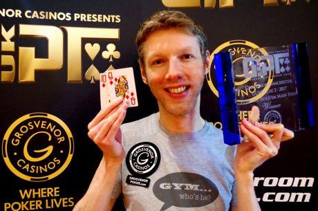 Andy Hills Wins GUKPT Manchester