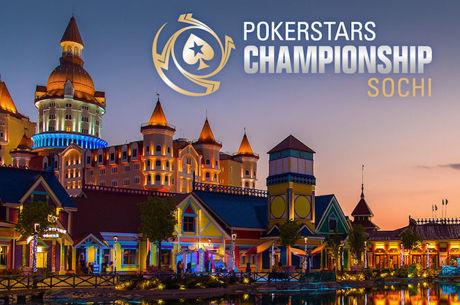 PokerStars Championship Sochi com €2,437 Milhões Garantidos!