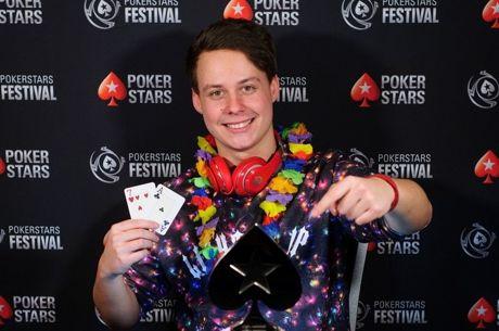 Fabian Gumz gewinnt das PokerStars Open im King's