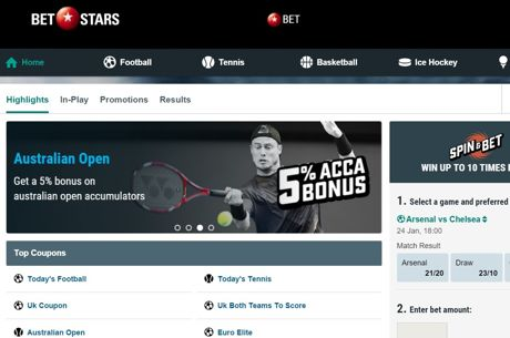 BetStars Sports Jackpots Brings New Fun to DFS