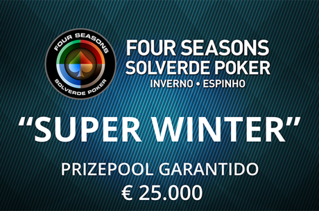 Leila Oliveira Chip Leader do Dia 1B do Super Winter €25,000 Garantidos