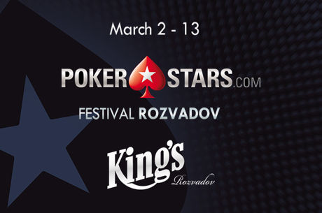 The PokerStars Festival Rozvadov Kicks Off This Week