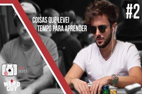 "Coisas Que Levei Tempo Para Aprender #2 por Yuri ""theNERDguy"" Martins"