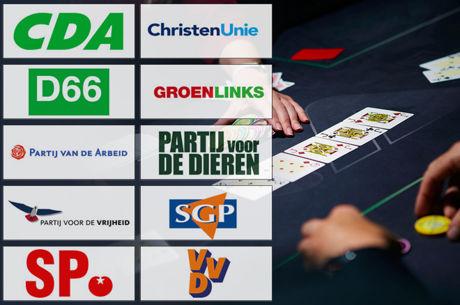 [VERKIEZINGEN 2017] Wat zeggen de partijen over het kansspelbeleid en poker?