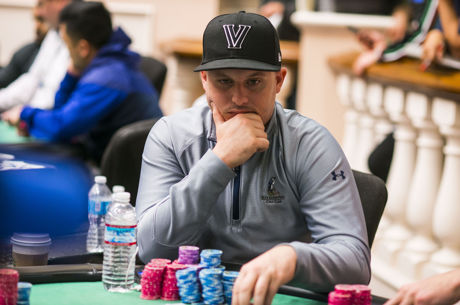 Paul Volpe Leads After Day 2 of the WPT Bay 101 Shooting Star Event