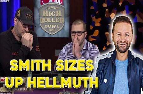 Daniel Negreanu Comenta Dan Smith vs Phil Hellmuth no Super High Roller Bowl 2016