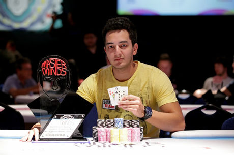 "Gustavo ""PIUlimeira"" Goto e Osmar Junior Brilham no PokerStars"