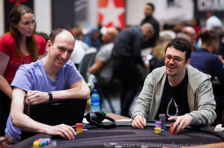 Seidel Opens Up About Money Race With Negreanu and Colman