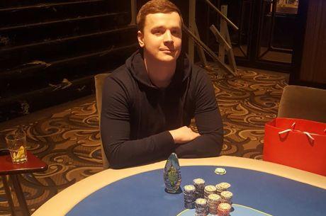 """Vakar startavo """"Kaunas Spring Poker Cup"""" - pirmas laureatas Donatas Dapkevičius"""