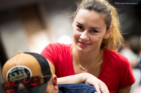 Behind the Scenes with Poker Masseuse Dana Perianu