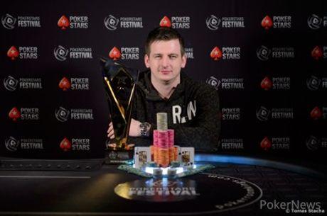Boris Kuzanovic gewinnt das PokerStars Festival Rozvadov High Roller