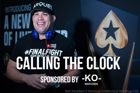 Calling the Clock with Tito Ortiz Sponsored by KO Watches