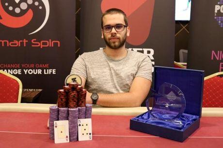 Kajetan Orecki wygrywa Poker Fever Moravia Cup!