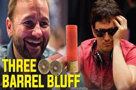 Três em Bluff com Daniel Negreanu