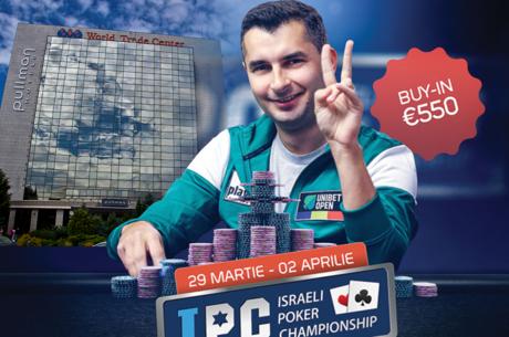 Israeli Poker Championship, sub asalt. Rezervarile la Pullman sunt deja epuizate