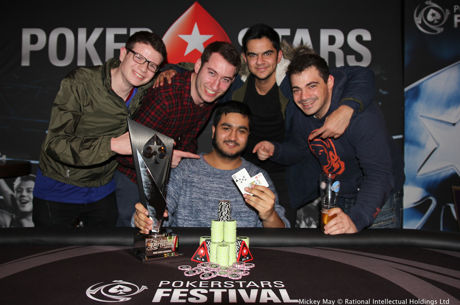The Top Five Hands from PokerStars Festival London