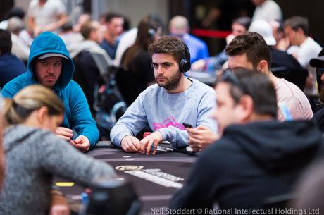 PokerStars Championship Panamá: Pablo Gordillo a salvar el honor de la Armada; Salmon líder