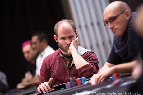 Sam Greenwood Lidera High Roller $10K do PokerStars Championship Panamá