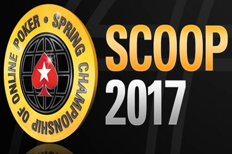 Hoje na PokerStars.pt - €38,500 Garantidos em Satélites SCOOP!!