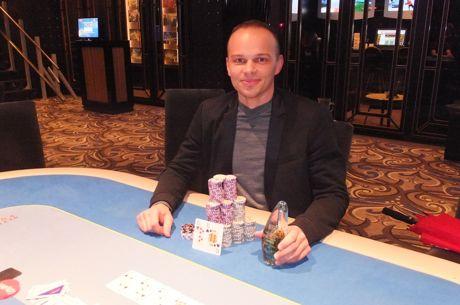 "Kauno ""Spring Poker Cup"" laurai atiteko Matui Dilpšui"
