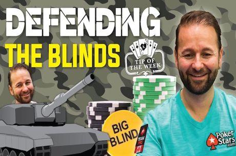 """""""Defende as Tuas Blinds"""" por Daniel Negreanu"""