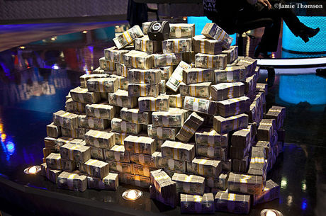 WSOPE €111.111 One Drop High Roller ongekend populair!