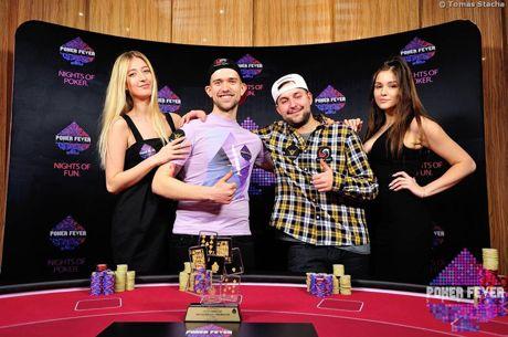 Wojtkowiak drugi, Masiewicz trzeci. Czech wygrywa Olomuc Poker Fever