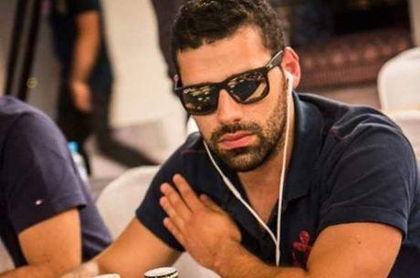 """Ricardo """"rmsgold"""" Pereirinha Venceu Hot BigStack e Bounty Builder €30; Branco o Big..."""