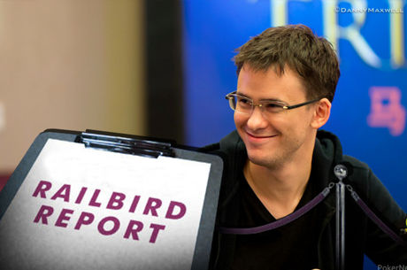 The Railbird Report: Timofey 'Trueteller' Kuznetsov Wins the Most