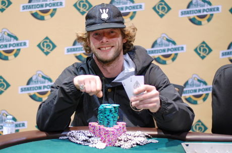 Chris Bowers Wins Another Casino Regina Ring