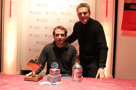 Moises remporte le MPO (23,678€) après un deal avec Ouass Mansouri et Jérôme Zerbib