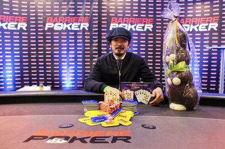 Michel Chen remporte le BPT Ribeauvillé