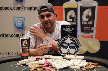 Jason Ramos Wins MSPT's 100th Event