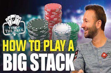 Como Administrar uma Stack Grande por Daniel Negreanu