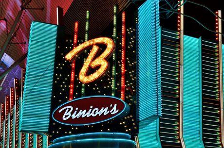 Binion's Poker Jam Schedule Set for 2017