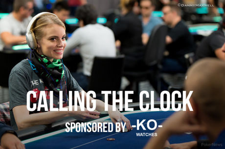Calling the Clock with Cate Hall Sponsored by KO Watches