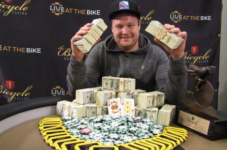 Jonas Hagstrom Wins Mega Millions XVI