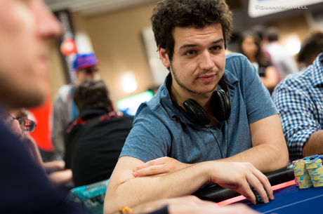 PokerStars Championship: Michael Addamo Vence HK$82K Single Re-Entry; Michael Egan Lidera...