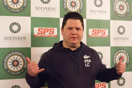 Pedro Marques Encabeça os 29 na Luta Pela Etapa #2 SPS 2017