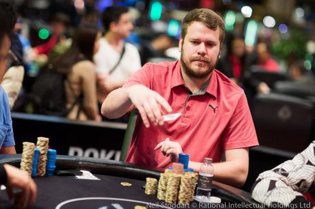 Troy Quenneville PokerStars Championship Macau