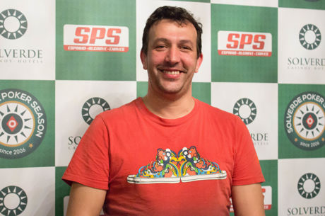 Nuno Caetano Lidera Mesa Final do Main Event Etapa #2 SPS