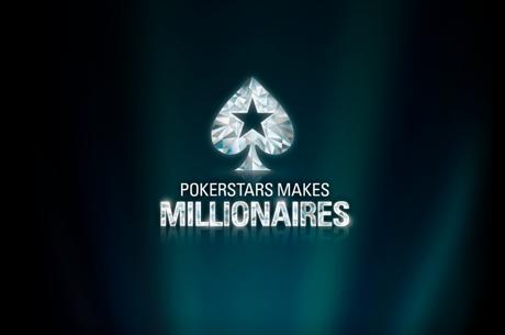 PokerStars pažadas: kas savaitę po naują milijonierių