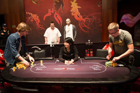 PokerStars Asia Open Macau : Ludovic Riehl et Guillaume Diaz en mode Top Shark