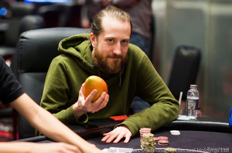 Mango Magic Puts O'Dwyer in Lead For Super High Roller Day 3