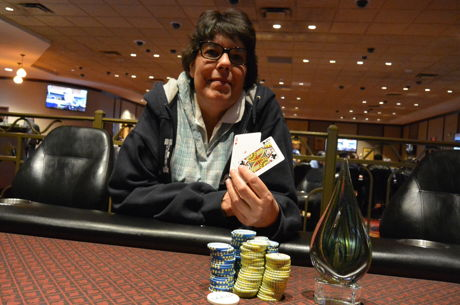 Back To Back: Alicia LaPorte Pachla Wins WNYPC Event #4