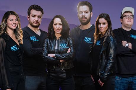 El equipo de 888poker pone rumbo a Barcelona