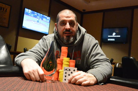 Cameron Bartolotta Wins Event #5 at the 2017 WNYPC